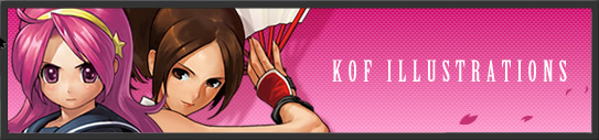 KOF ILLUSTRATIONS